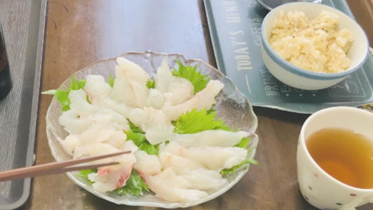 土鍋で作る鯛めしと梅煎り酒